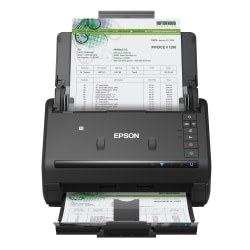 Epson® WorkForce® ES-500WR Wireless Color Document Scanner: Accounting Edition