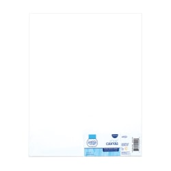 "Artskills® Canvas, 11"" x 14"", White"
