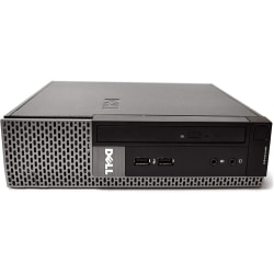 Dell™ Optiplex 9010 Refurbished Desktop PC, Intel® Core™ i5, 8GB Memory, 128GB Solid State Drive, Windows® 10, RF610577