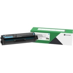Lexmark Toner Cartridge - Cyan - Laser - High Yield - 2500 Pages
