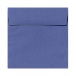 "LUX Square Envelopes With Peel & Press Closure, 5 1/2"" x 5 1/2"", Boardwalk Blue, Pack Of 1,000"