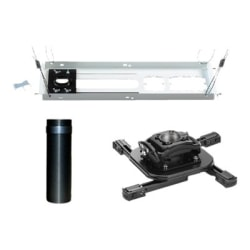 Chief KITMZ006 - Ceiling mount for projector - black - suspended ceiling