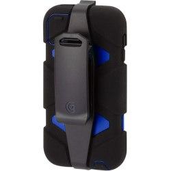 Griffin Survivor All Terrain Mobile for iPod Touch 7/6/5 - Black/Blue/Black - Griffin Survivor All Terrain Mobile for iPod Touch 7/6/5 - Black/Blue/Black