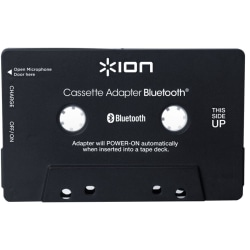 Ion Audio Cassette Adapter Bluetooth - Micro USB