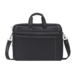 "RIVACASE 8940 Orly Laptop Bag With 16"" Laptop Pocket, Black"