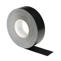 "SKILCRAFT® The Original Waterproof Duct Tape, 3"" x 60 Yds, Black (AbilityOne 7510-00-074-4963)"