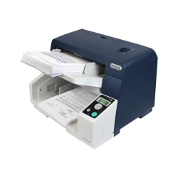 Xerox DocuMate 6710 - Document scanner - Contact Image Sensor (CIS) - Duplex -  - 600 dpi - up to 100 ppm (mono) / up to 100 ppm (color) - ADF (300 sheets) - up to 35000 scans per day - USB 3.0