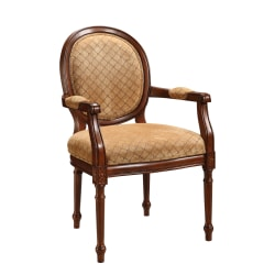 Coast to Coast Accent Chair, Tan