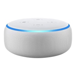 Amazon Echo Dot - 3rd Generation - smart speaker - Bluetooth, Wi-Fi - sandstone
