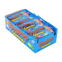 Ring Pop Gummies, 1.7 Oz, Pack Of 16