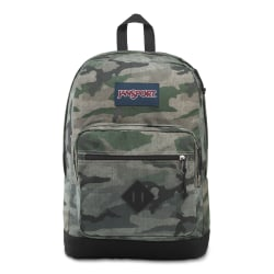 "JanSport® City View Remix Backpack With 15"" Laptop Pocket, Camo Ombre"