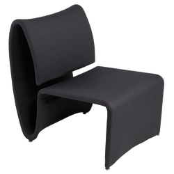 Alba CHAEROG Reception Chair, Black