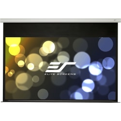 Elite Screens Spectrum2 - 110-inch 16:9, 12-inch Drop, Electric Motorized Drop Down Projection Projector Screen, SPM110H-E12""