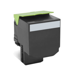 Lexmark™ 70C1XK0 High-Yield Black Toner Cartridge