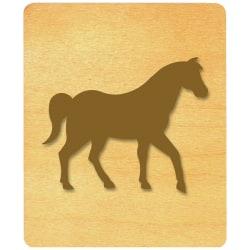 Ellison® Prestige® SureCut™ Die, Large, Horse #1