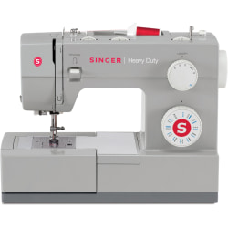Singer Heavy Duty 4423 Electric Sewing Machine - 23 Built-In Stitches - Automatic Threading - Portable