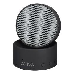 Ativa™ Wireless Bluetooth® Swivel Speaker, Black, A106