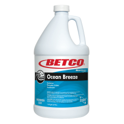 Betco® Best Scent Air Fresheners, Ocean Breeze Scent, 128 Oz, Case of 4 Air Fresheners