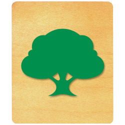 Ellison® Prestige® SureCut™ Die, Plants & Flowers, Large, Tree