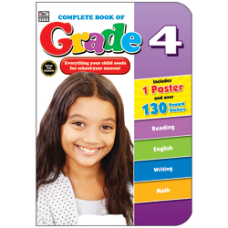Thinking Kids'™ Complete Book, Grade 4