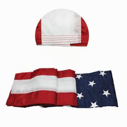 Flagzone Durawavez® Outdoor U.S. Flag, 4' x 6'