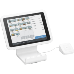 Square Stand for contactless & chip - Turn your iPad into a powerful point of sale in minutes.