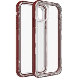 """LifeProof NËXT Case For iPhone 11 - For Apple iPhone 11 Smartphone - Raspberry Ice, Transparent - Dirt Proof, Snow Proof, Drop Proof, Dust Proof, Debris Proof - 79.20"""" Drop Height"""