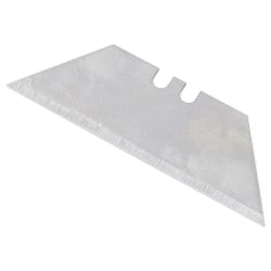 Office Depot® Brand Single-Edge Replacement Utility Blades, Pack Of 5