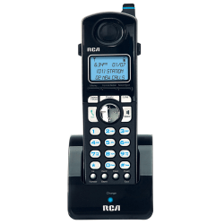 RCA H5401RE1 DECT 6.0 4-Line Cordless Handset With Caller ID/Call Waiting