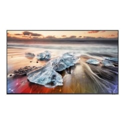 "Samsung QP98R-8K - 98"" Diagonal Class QPR-K Series QLED display - digital signage - Tizen OS 5.0 - 8K 7680 x 4320 - HDR - direct-lit LED, Quantum Dot"