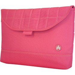 "SUMO 15"" MacBook Pro Sleeve - 11.5"" x 16.5"" x 1.87"" - Ballistic Nylon - Pink"