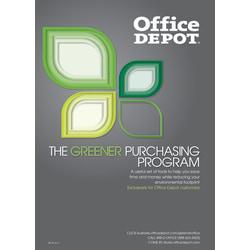 Office Depot Greener Purchasing Program Guide (Printed version) 2016/2017