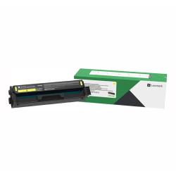 Lexmark™ Extra-High-Yield Toner Cartridge, Yellow, 20N1XY0