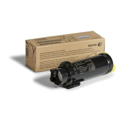 Xerox® 106R03692 Extra-High-Yield Yellow Toner Cartridge