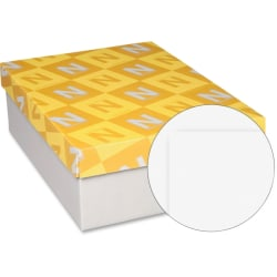 "Neenah Paper Classic Crest #10 Envelopes - Business - #10 (9.50"" x 4.13"") - 500 / Pack - White"