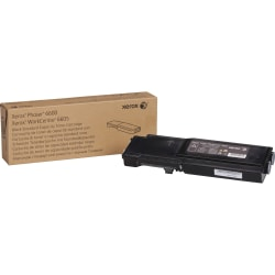 Xerox® 106R02244 Black Toner Cartridge
