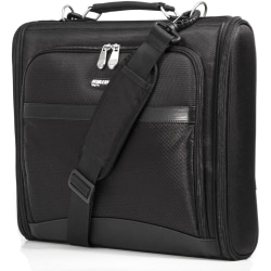 "Mobile Edge Express Carrying Case (Briefcase) for 11.6"" Chromebook - Black - 1680D Ballistic Nylon - Shoulder Strap, Handle - 9.3"" Height x 13"" Width x 2.5"" Depth"