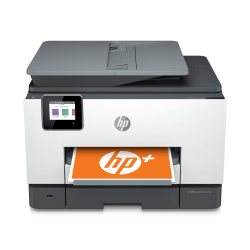 HP OfficeJet Pro 9025e All-in-One Wireless Color Printer, with HP+ (1G5M0A)