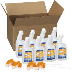 Febreze Fabric Refresher Spray, Fresh Scent, 32 Fl Oz, Carton of 8