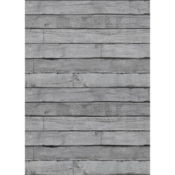 Teacher Created Resources Better Than Paper Bulletin Board Paper, 4' x 12', Gray Wood, Pack Of 4 Rolls