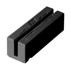 MagTek Magnetic Stripe Swipe Card Reader - Dual Track - Black