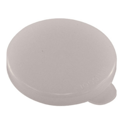 "Cambro Camwear Camliter Replacement Lid, 1"", White"