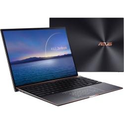 "Asus UX393EA-XB77T 13.9"" Touchscreen Notebook - Intel Core i7 i7-1165G7 Quad-core (4 Core) 2.80 GHz - 16 GB RAM - 1 TB SSD - Windows 10 Pro - Intel Iris Xe Graphics - In-plane Switching (IPS) Technology - IEEE 802.11ax Wireless LAN Standard"