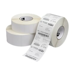 "Zebra Z-Select Receipt Thermal Paper, 3"" x 55', White, Pack Of 36"