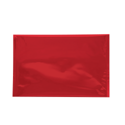 """Office Depot® Brand Metallic Glamour Mailers, 12-3/4"""" x 9-1/2"""", Red, Case Of 250 Mailers"""