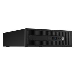 HP ProDesk 600 G1 Refurbished Desktop PC, Intel® Core™ i3, 8GB Memory, 1TB Hard Drive, Windows® 10 Pro