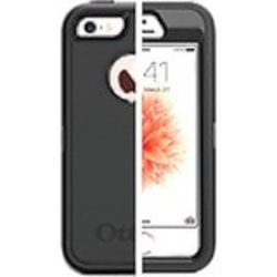 OtterBox Defender iPod touch 5G Case - For iPod touch 5G - Coal - Shock Absorbing, Scratch Resistant, Bump Resistant - Polycarbonate, Silicone, Foam