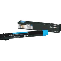 Lexmark™ X950 High-Yield Cyan Toner Cartridge