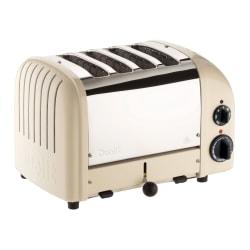 Dualit® New Gen 4-Slice Extra-Wide-Slot Toaster, Cream