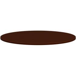 """HON Mod Conference Tabletop - 48""""W - 1""""48"""" - Finish: Mahogany Laminate"""
